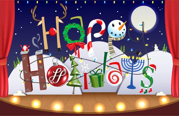 Happy Holidays Community!